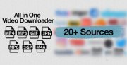 All in One Video Downloader NULLED